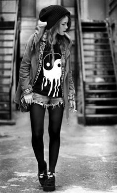 Edgy Style Clothing Outfits Edgy Style inspirations brought to you by www.sleekster.club