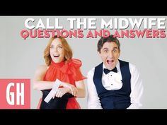 Call The Midwife's Dr Turner (Stephen McGann) and Shelagh Turner (Laura Main) answer key questions about the hit BBC One midwifery drama for Good Housekeepin.