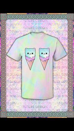 Cat Pastel Shirt. Pastel Shirt, Cats, Mens Tops, T Shirt, Fashion, Supreme T Shirt, Moda, Gatos, Tee Shirt