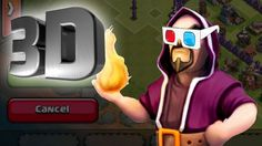 awesome Clash of Clans 3D | 3D BASE DESIGN CONTEST | Tweet Me Your Best 3D Base  Clash of Clans! Tweet me your best 3D b