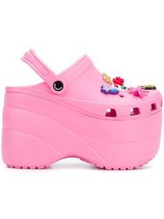 d33be84be Balenciaga Foam Platform Sandals - Farfetch