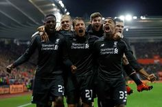 Liverpool 6-1 Southampton!  A memorable win for Liverpool and klopp !  #liverpool #soccer #football #result #scores #fixture