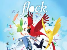 flock brettspiel - Google-Suche