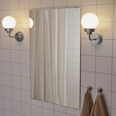 Look what I've found at IKEA - bathroom walllight Ikea Wall Lights, Led Bathroom Lights, Bathroom Lighting, Wall Lamps, Panel Led, Brass Bathroom, Led Lampe, Led Lamp