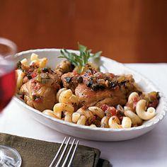Easy Bistro Chicken Recipe | MyRecipes.com Mobile