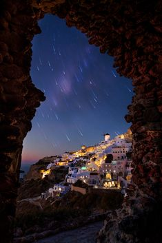 Magical Oia, Santorini, Greece