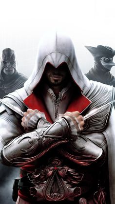 7 Top Assassin's Creed Ezio Wallpaper Full Hd For Your Android or Iphone Wallpapers Assassins Creed Wallpaper Iphone, Assassin's Creed Wallpaper, Hd Wallpaper 4k, Gaming Wallpapers, Iphone Wallpapers, Iphone Backgrounds, Assassins Creed Cosplay, Assassins Creed Series, Assassin's Creed Hidden Blade