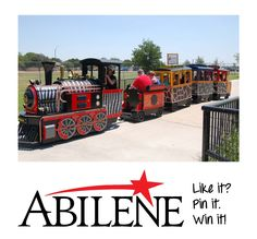 3.Abilene ZOO Bundle:  Abilene's number one attraction is ROARING with excitement about this pin! Receive a Lion level yearlong membership which includes free admission for one authorized cardholder and 5 guests per visit and special events, 2 complimentary guest passes, and a members-only as well as free or discounted admission to more than 150 other zoos and aquariums!  There is something new to see every time you visit! Isn't Abilene very, very Pinterest-ing?  Re-pin to win!