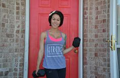 Diary of a Fit Mommy: Sexy Summer Arms Summer Workout Challenge