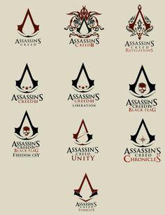 logos assassins creed