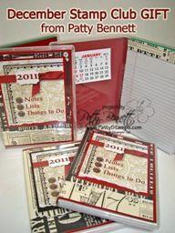 DVD Case Notebooks (Patty)