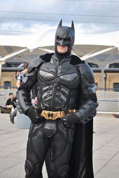 Batman Cosplay  dark knight-ish :)