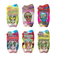 Pamper Your Skin In Time For Prom With Montagne Jeunesse Mud Mask Pamper Pack: http://www.feelunique.com/c/prom