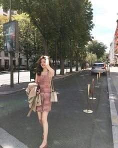 Korean Girl Fashion, Korean Street Fashion, Ulzzang Fashion, Korea Fashion, Simple Outfits, Chic Outfits, Fashion Outfits, Japanese Outfits, Japanese Fashion