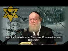 Why did Hitler hate jews? Rabbi Yosef Tzvi ben Porat will explain to you - YouTube
