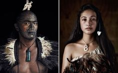 Photographer Captures Portraits Of Disappearing Tribal Groups