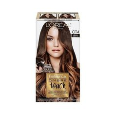 L'Oréal Paris Superior Preference Ombre Touch - OT4 For  to Darkest... ($8.99) ❤ liked on Polyvore featuring beauty products, haircare and l'oréal paris