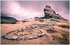 Discover The Mountain Sphinx in Bușteni, Romania: Conspiracy theories and occult legends surround this mysterious natural rock formation. Beautiful Landscape Photography, Beautiful Landscapes, Conspiracy Theories Alien, Places Around The World, Around The Worlds, Romania Travel, Mysterious Places, Atlas, Natural Park