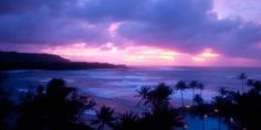 Aloha Friday Photo: Turtle Bay Twilight - Go Visit Hawaii