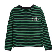 NEW Hello Sweater