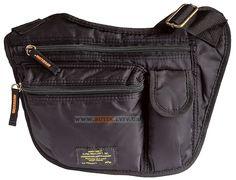 Сумка Nylon Courier Bag Alpha Industries (чорна)  Наявність: під замовлення  Ціна: 22 $