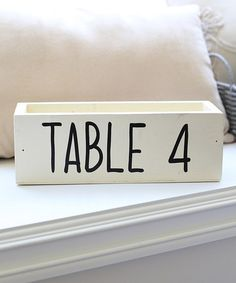 Love this Table Decals - Set of Eight on #zulily! #zulilyfinds