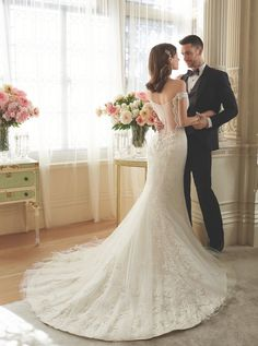 Elegant 2016 Sophia Tolli Wedding Dresses - MODwedding