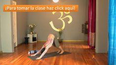 103. Hatha Yoga - Apertura Espalda | En esta práctica de hatha yoga, trabajaremos con la apertura de la espalda. Necesitas una cobija de yoga, si no cuentas con una, puedes usar una toalla grande. Para poder abrir la espalda, es necesario trabajar mucho con la respiración. Namaste.