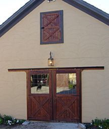 diy faux hay loft door exterior house - Google Search & Barn Loft Lift | Horse drawn hay loader refurbished and Track system ...
