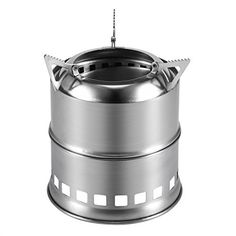 Lightweight Camping StoveShipped directly to your homeOnly $11.55High quality stainless steel which can stand high temperature and weight. 3 arms pot providing a stable cooking platform and distributes heat evenly.Super convenient for camping, hiking, picnic, all serious backpackers, survivalists an
