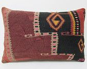 kilim pillow stunning 16x24 burgundy decorative pillow black throw pillow organic decorative pillow turkish pillowcase striped pillow 23202