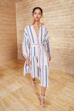 Explore the curated world of Ulla Johnson. Ulla Johnson Dress, Seersucker Shirt, Midi Shirt Dress, African Design, Daily Look, Ruffle Dress, Cotton Dresses, Dress Making, Style Me