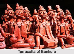 Terracotta of Bankura