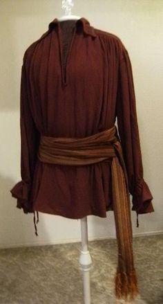 Will Turner Inspired Costume POTC3 - Brielle's Costume Wardrobe