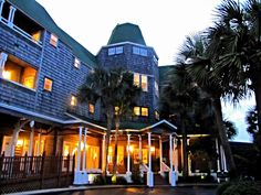 This hotel stands out from all of the others because of its truly authentic beach-side look   Henderson Park Inn in Destin, Florida   Southern Living Handpicked Hotels