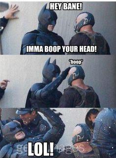 oh batman. . .