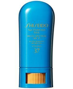 Shiseido UV Protective Stick Foundation SPF 37 - Skin Care - Beauty - Macy's