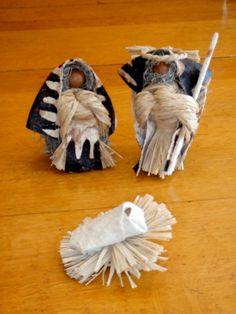 #Hawaiian  Nativity
