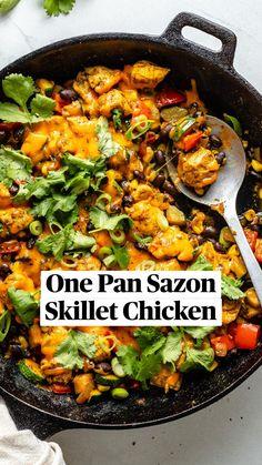Healthy Cooking, Healthy Eating, Cooking Recipes, Healthy Recipes, Veggie Delight, Mediterranean Recipes, Quick Meals, Chicken Recipes, Food Porn