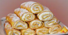 Sweet Recipes, Snack Recipes, Pretzel Bites, Hot Dog Buns, Doughnut, Ham, Sausage, Food And Drink, Chips