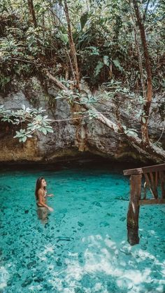 Gran Cenote in Tulum, Mexico Visiting the hidden Gran limestone cenote is one of the best things you can do on a vacation in Tulum, Mexico! Vacation Places, Dream Vacations, Vacation Spots, Places To Travel, Travel Destinations, Vacation List, Italy Vacation, Oh The Places You'll Go, Places To Visit