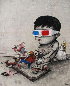 Le Street-Art de Dran !