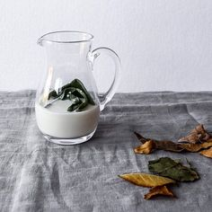 Sage Cream. Get this and 50+ more Herbs and Spices #recipes at https://feedfeed.info/herbs-and-spices?img=1191849 #feedfeed