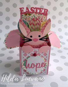Hilda Designs: Llego la Primavera!, SnapDragon Snippets