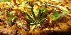 The world's greatest pizzeria is BYOC - Bring Your Own Cannabis. #Weed #Pizza