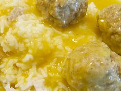 "Danish Food Culture - Recipes - ""Boller i Karry"" - Danish Meatballs i Curry"