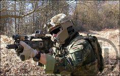 Bundeswehr - German Armed Forces - Special Forces - KSK (Kommando Spezialkräfte)