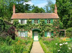 25 sagolika cottages som får oss att längta till engelska landsbygden - Sköna hem