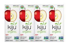 Kiju Fit Kiju Organic Apple Juice