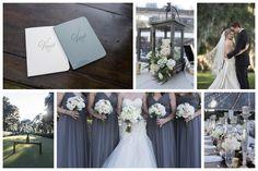 Liancarlo Wedding Gown   Weddings Unveiled Magazine   Southern Wedding   Ford Plantation   Cream and Grey Wedding
